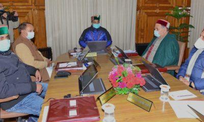 Hp Cabinet meeting feb 20, 2020