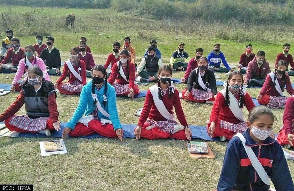 Yoga as Compulsory Subject in Himachal Schools