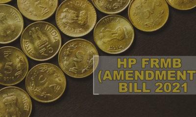 HP FRMB (Amendment) 2021 Bill