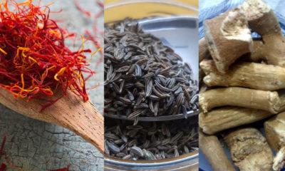 Spices in Kinnaur district