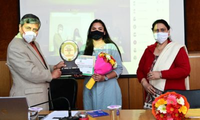UHF Nauni Celebrates women's day 2021