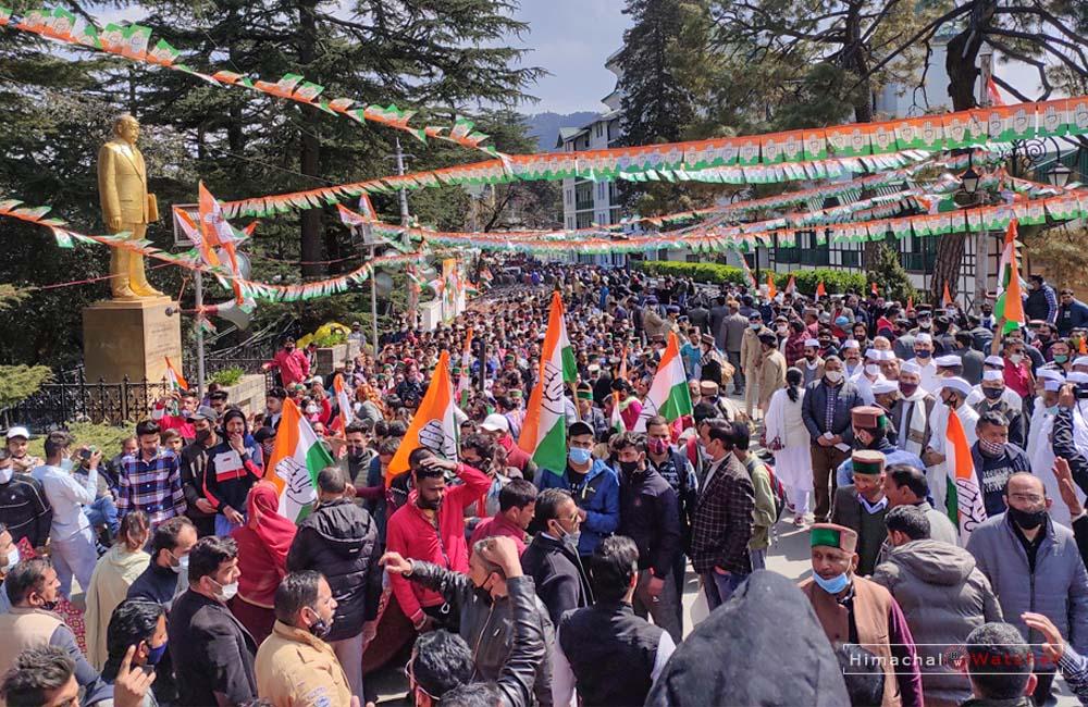 rajeev shukla in himachal pradesh