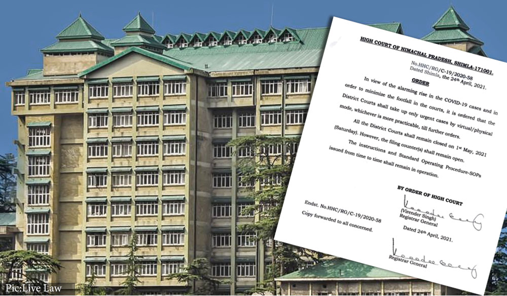district courts in himachal pradesh closed