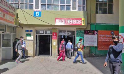 IGMC Shimla Ventilator beds