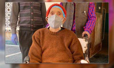 elderly beats corona in shimla