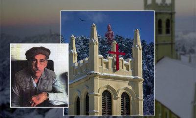Idries Shah born in shimla