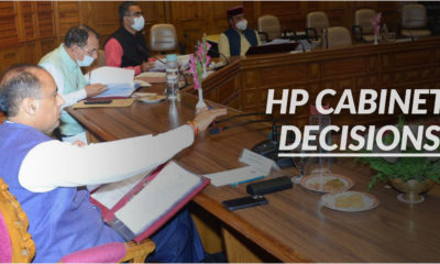 hp cabinet decisions july 7, 2021