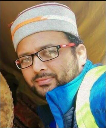 yatin sharma linguist in himacal pradesh