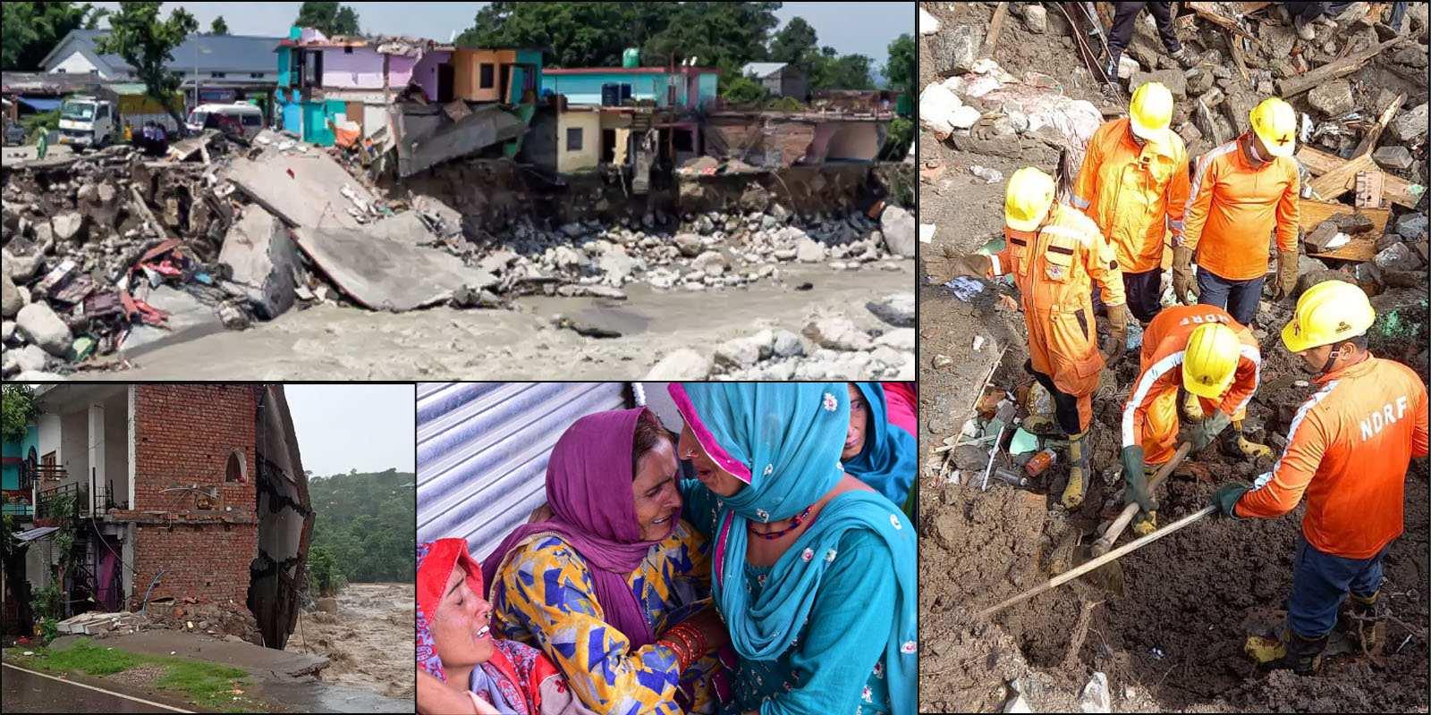 monsoon losses in Himachal pradesh