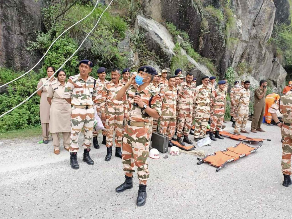 Kinnaur rescue operation pictures 3