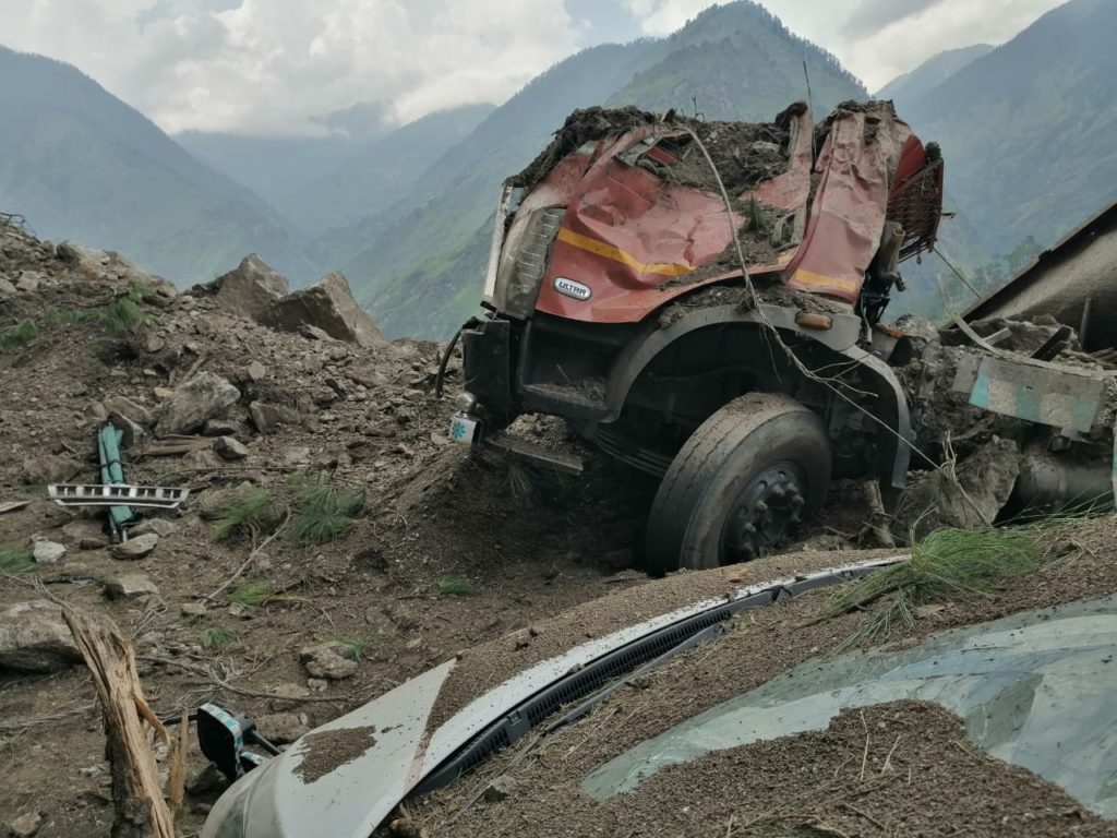 Kinnaur rescue operation pictures 5