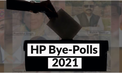 HP bye-Polls 2021 nominations